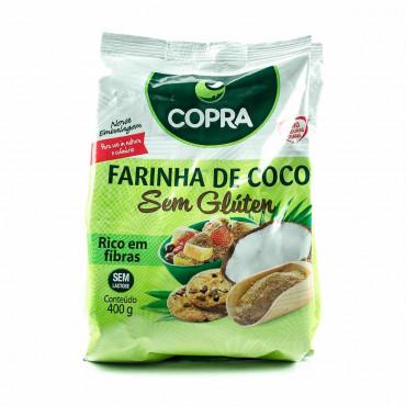 Harina De Coco 400 g Copra