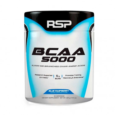 Bcaa 5000 Rsp Nutrition