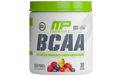 BCAA Essentials MusclePharm 30 Serv