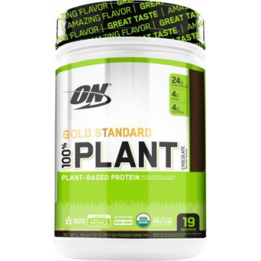 100% Plant Gold Standard Optimun Nutrition