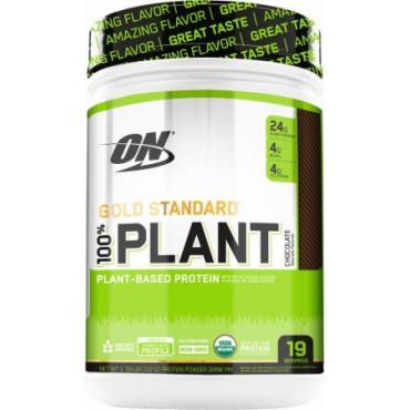 100% Plant Gold Standard Optimun Nutrition