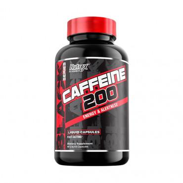 Caffeine 200 mg Nutrex