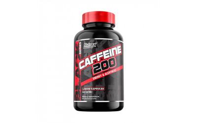 Caffeine 200 mg 60 Capsulas Nutrex