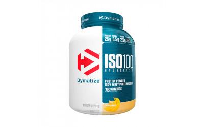 Iso100 Hydrolyzed 5 lbs Dymatize