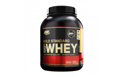 Gold Standard 100% Whey Optimum Nutrition 5 Lbs