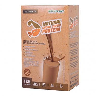Proteina-Soya-Iron-plant-cacao