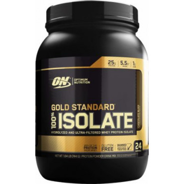 100% WHEY PROTEIN ISOLATE 2,91LBS ON