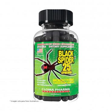 Black Spider 25 Cloma Pharma