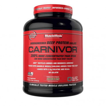 Carnivor 4,6 lbs Musclemeds