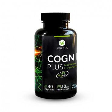 Cogni Plus L-Treonato de Magnesio WellPlus