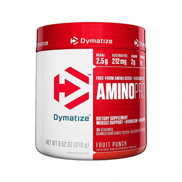 Amino Pro + Electrolitos 30 Serv Dymatize