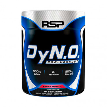 DyNO Pre-Workout 30 Serv Rsp Nutrition