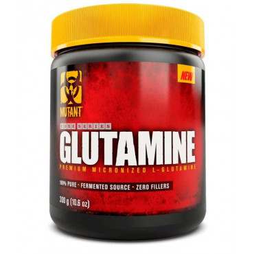 Glutamina 300 g Mutant