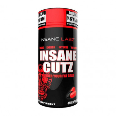 Insane Cutz Insane Labs