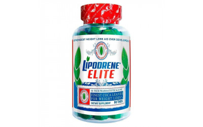 Lipodrene Elite Hi-Tech Pharmaceuticals