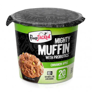 Mighty Muffin Probioticos FlapJacked