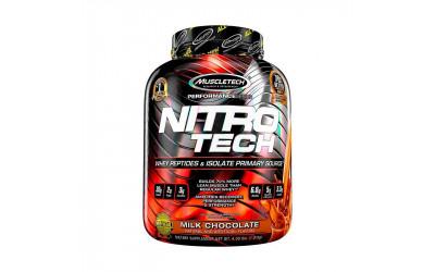 Nitro Tech 4 lbs Muscletech