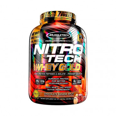 Nitrotech Whey Gold Muscletech