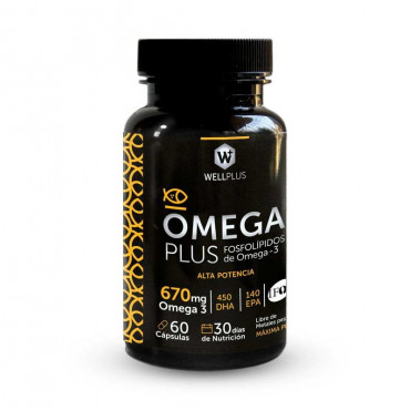 Omega Plus WellPlus