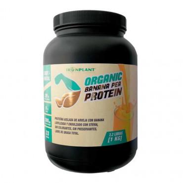 Proteina-ArVEJA-Iron-plant-PLATANO