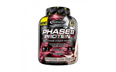 Phase 8 Protein 4.6 lbs MuscleTech