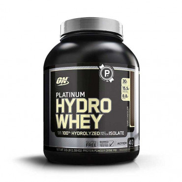 Platinum Hydrowhey Optimum Nutrition
