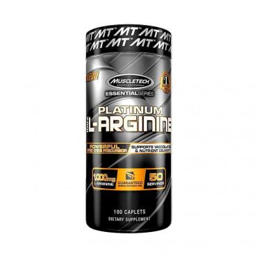 Platinum L Arginina Muscletech