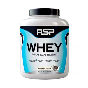 Whey Protein Powder RSP Nutrition