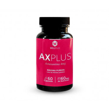 Axplus Astaxantina Well Plus