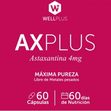 Axplus Astaxantina Well Plus