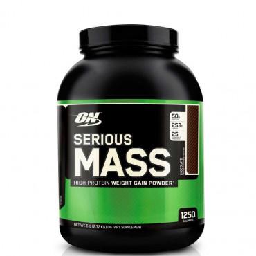 Serious Mass Optimun Nutrition