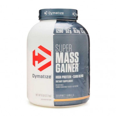 Super Mass Gainer 6 lbs Dymatize