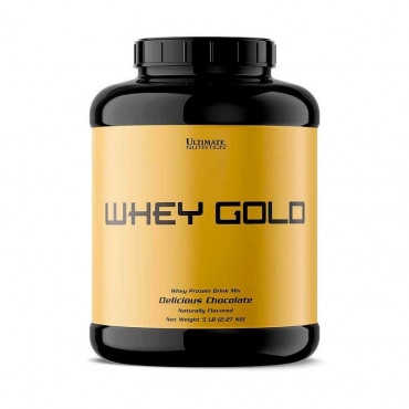 Whey Gold 5 lbs Ultimate Nutrition