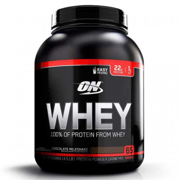 Whey Protein Black Line Optimun Nutrition